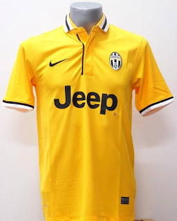 Juventus 2013-14 Away Kit