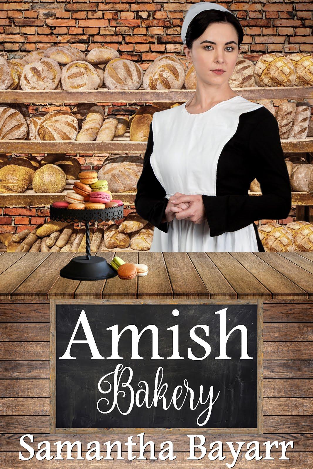 Amish Bakery: 4 Novellas