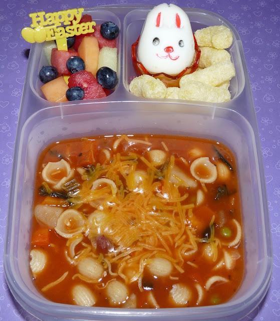 Easter bunny soup easylunchboxes