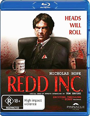 Filme Poster Redd Inc. BDRip XviD & RMVB Legendado