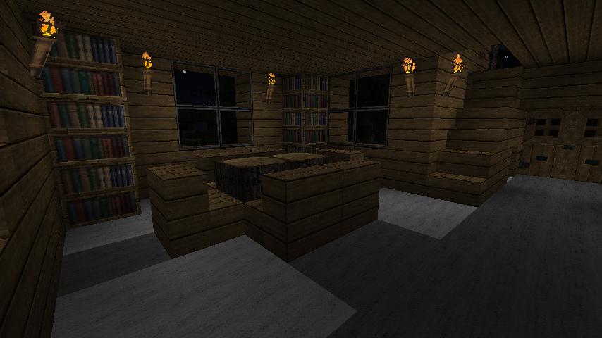 Bienvenue Sur Minecraft Bambou Grande Maison 24 04 11