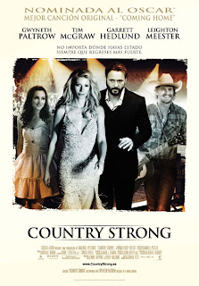 Cartel de la película Country Strong