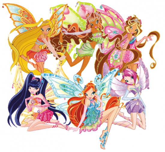 Believix wings review enchantix as a transformation - Les winx saison 3 ...
