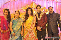 Celebraties at Actor Bharat n Jessy Wedding Reception Photos+%252830%2529 Actor Bharath n Jessy Wedding Photos