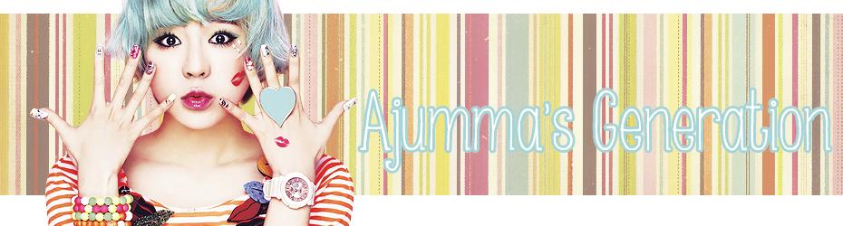 Ajumma's Generation