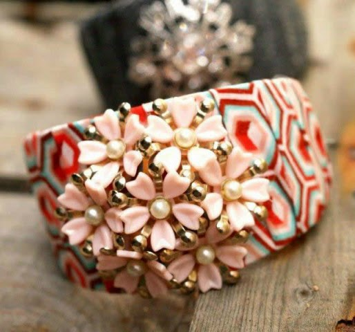 image tutorial diy roundup easy bracelet cuff anthropologie knockoff