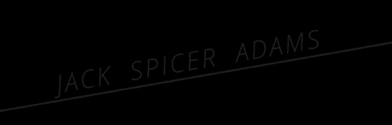Jack Spicer Adams