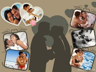 Fazer montagem de fotos grátis para o dia dos namorados