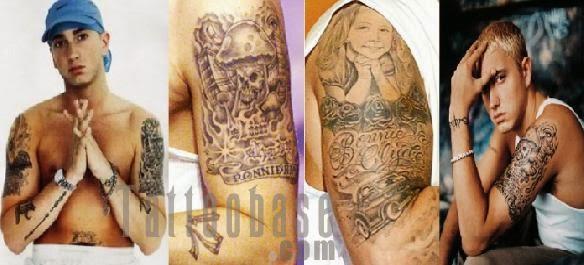Tatuajes Eminem Tatuaje Curado De Hace Ao Eminem Eminemfan Tatuaje