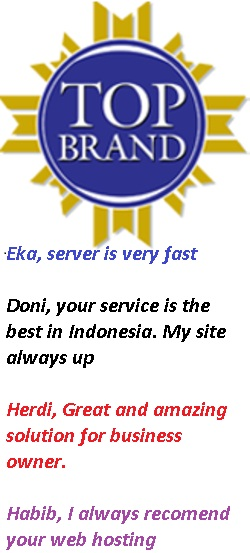 recomendation of hosting indonesia