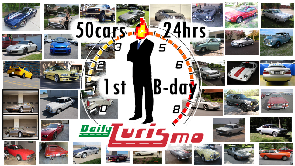 DT Birthday Celebration: 50 Cars in 24 Hrs Followup