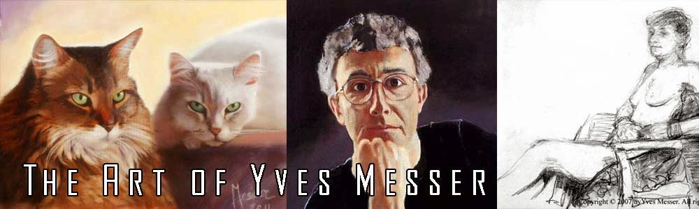 The Art of Yves Messer