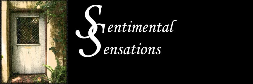 Sentimental Sensations