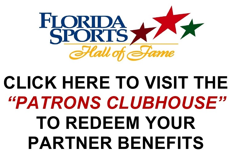 Special Note to FSHOF Patrons Clubhouse Visitors