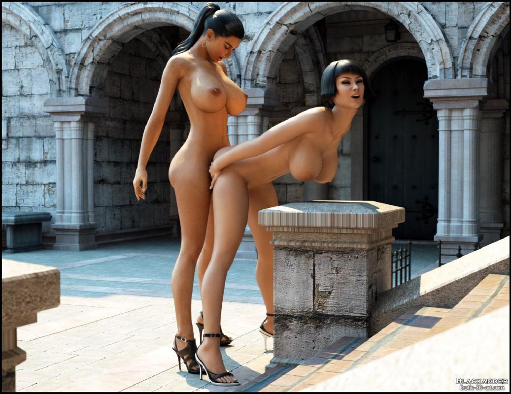 3d futanari movies online nude image