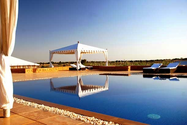 Luxury Camping in Rajasthan - The Serai, Jaisalmer