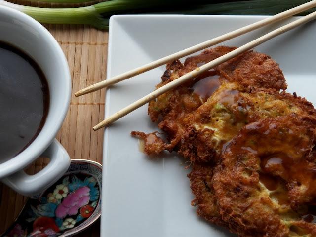 Comfy Cuisine: Shrimp Egg Foo Yung & Gravy