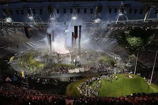 upacara-pembukaan-olimpiade-2012