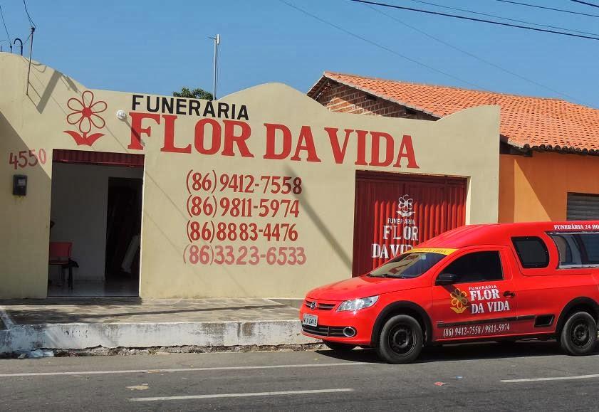 FUNERÁRIA FLOR DA VIDA