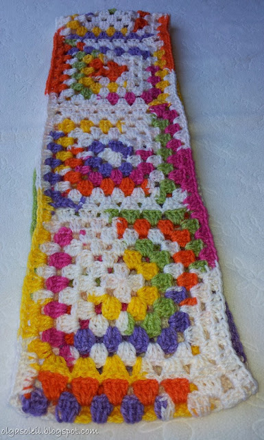 Granny Square Cowl 2