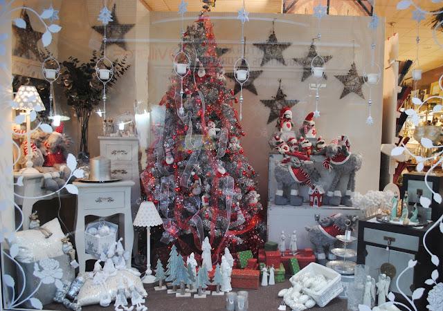 Decoración navideña Spácio