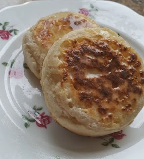 CRUMPETS by forgetdietingforever