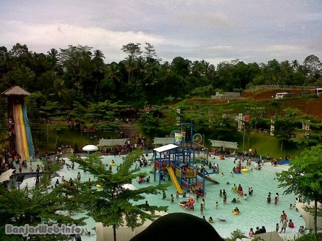 Wahana Waterboom Icakan