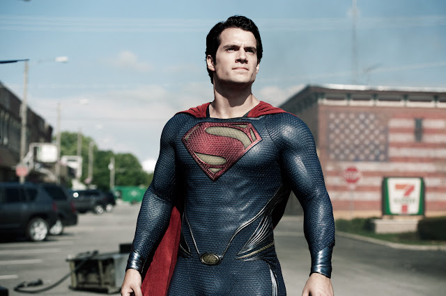 Man of Steel HENRY CAVILL as Superman