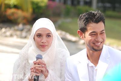 Gambar Majlis Perkahwinan Farid Kamil Dan Diana Danielle
