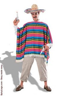 This costume includes Mexican style sombrero straw hat and bright multi-colored serape. It comes in one size which fits most adults.  sc 1 st  Halloweenu0027s Best Costumes And Ideas & Halloweenu0027s Best Costumes And Ideas: CINCO DE MAYO COSTUMES FOR MEN