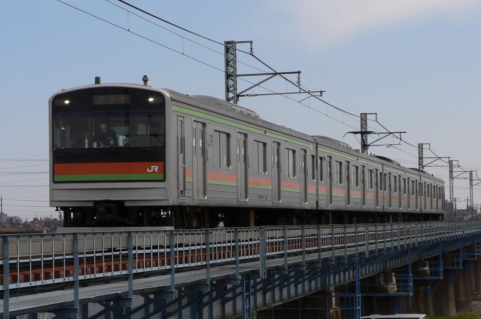 JR川越線205系3000番台