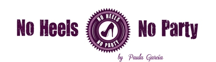 No heels - No party | by Paula García