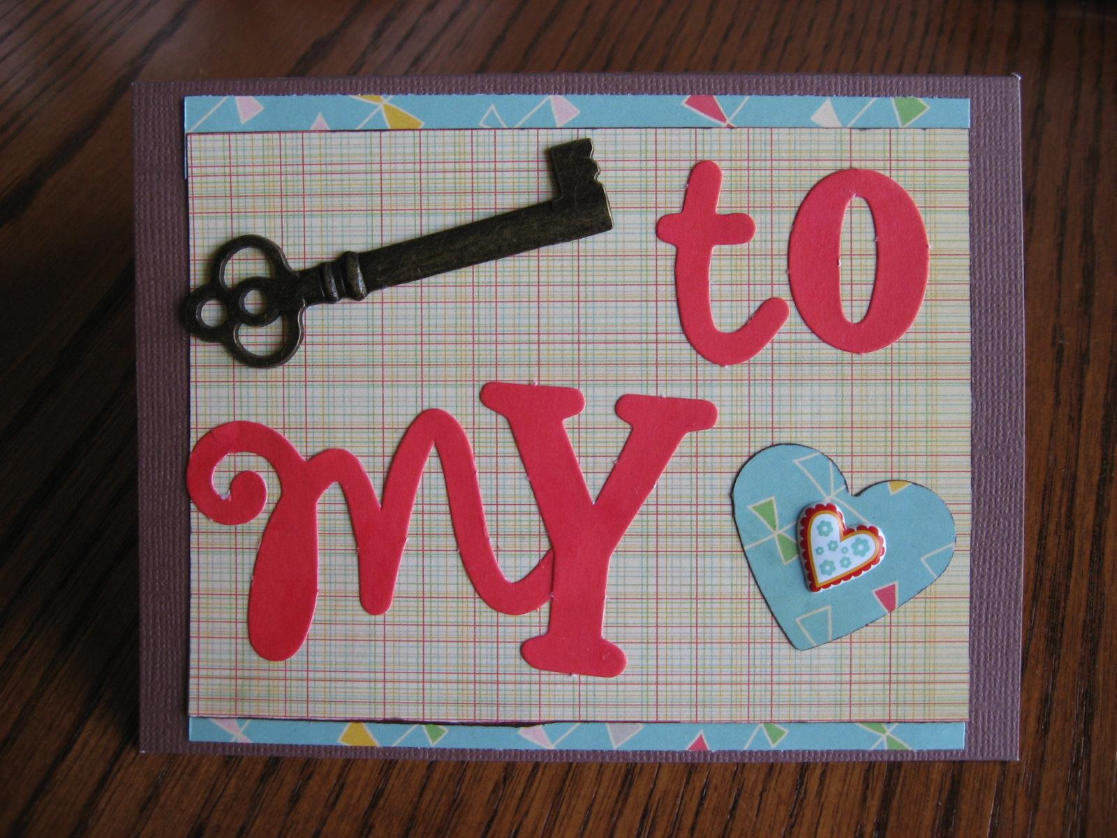 Sugar and shimmer homemade anniversary card homemade anniversary card thecheapjerseys Images