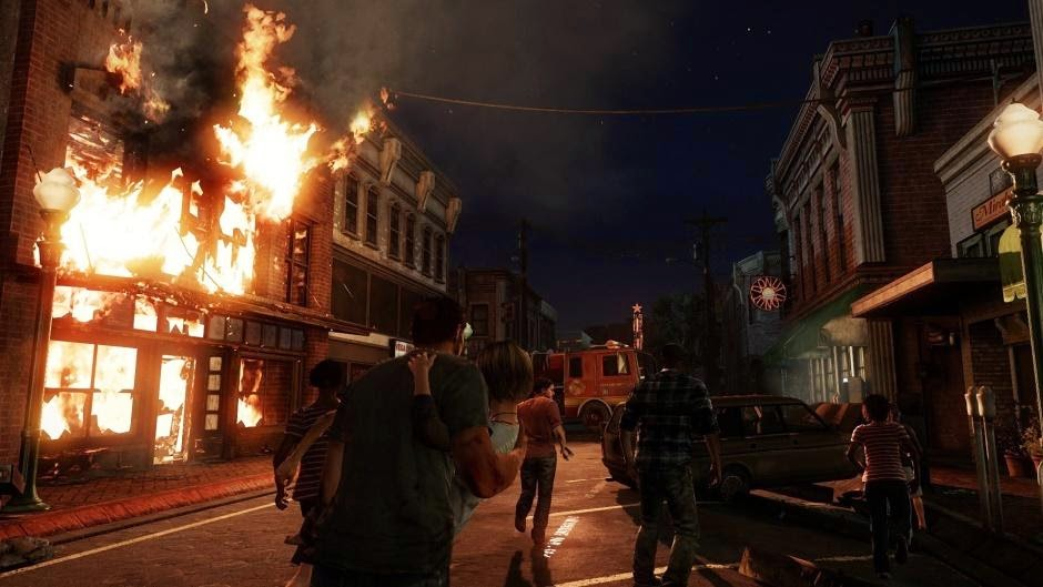 The Last of Us Remastered install size confirmed!