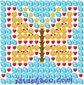 Skype emoticons - Biểu tượng chat Skype đẹp cực độc, Skype emoticons