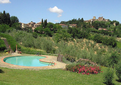 Nice family-friendly hotel in Chianti Hotel Villa Sangiovese