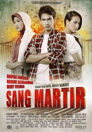Download Film Sang Martir (2012) DVDrip XviD MKV AVI