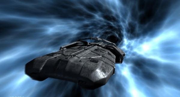 Μπορεί κανείς να ταξιδέψει στο μέλλον ή στο παρελθόν μέσα από διαπερατές σκουληκότρυπες στο διάστημα;