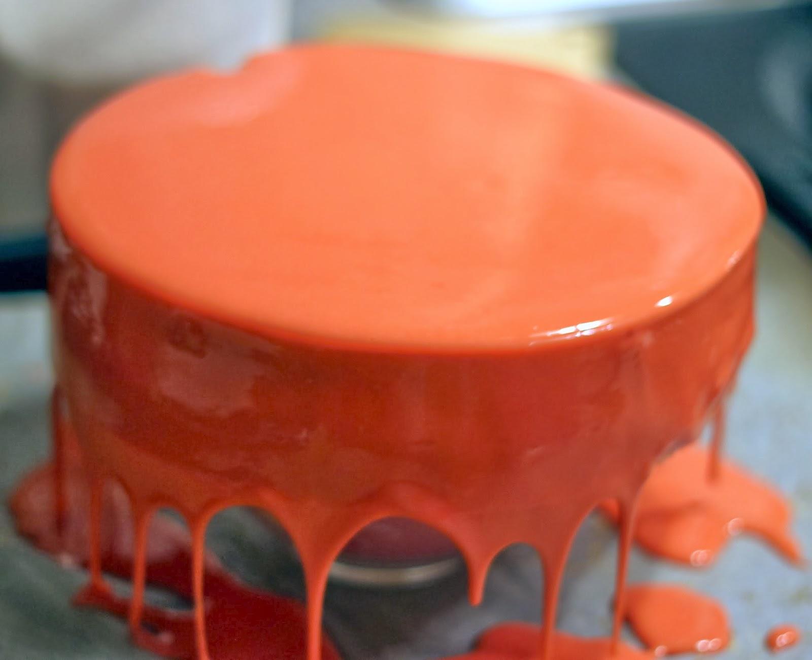 Зеркальная глазурь для торта в домашних условиях пошаговый рецепт