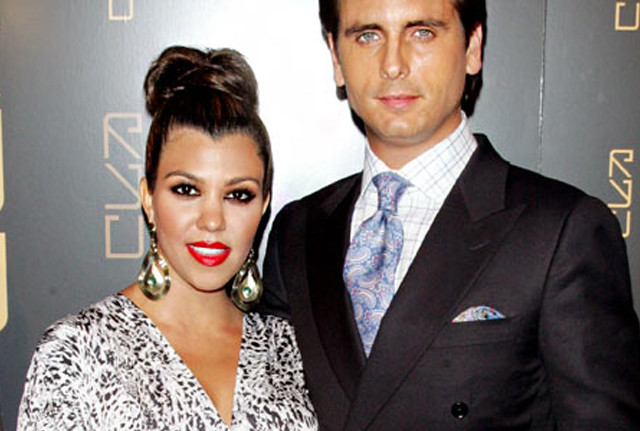 Kourtney Kardashian And Scott Disick Sharing Custody Of Their Three Kids