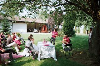 cérémonie laïque, mariage, photobooth, weedingblues, gris, fuschia