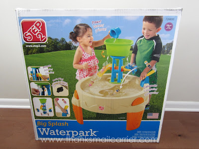 Step2 Big Splash Water Park review