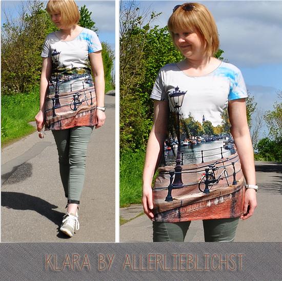 Shirt Klara by Allerlieblichst Amsterdam
