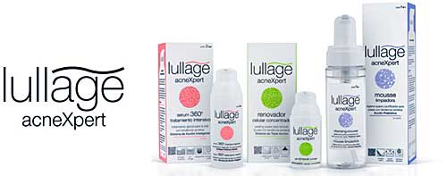 productos lullage acne expert