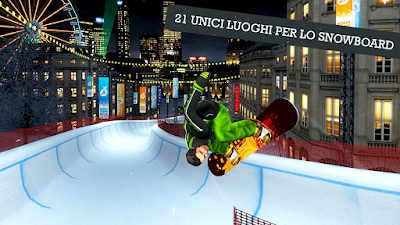 Snowboard Party 2 v1.0.1 MOD Apk+Data