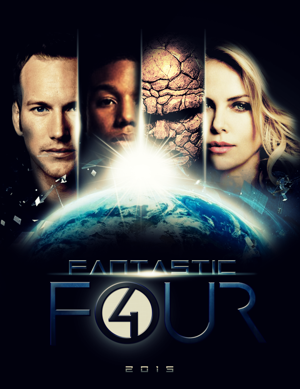 Info review Sinopsis Film The Fantastic Four (2015)