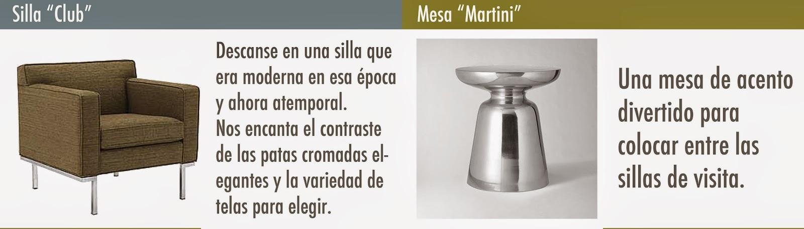 Atelier Taller de Espacios, Mad Men, guatemala diseño de interiores