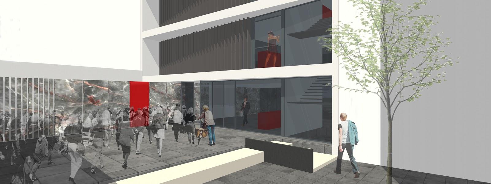 En la calle del colegio dg arquitecto valencia - Arquitectos en valencia ...