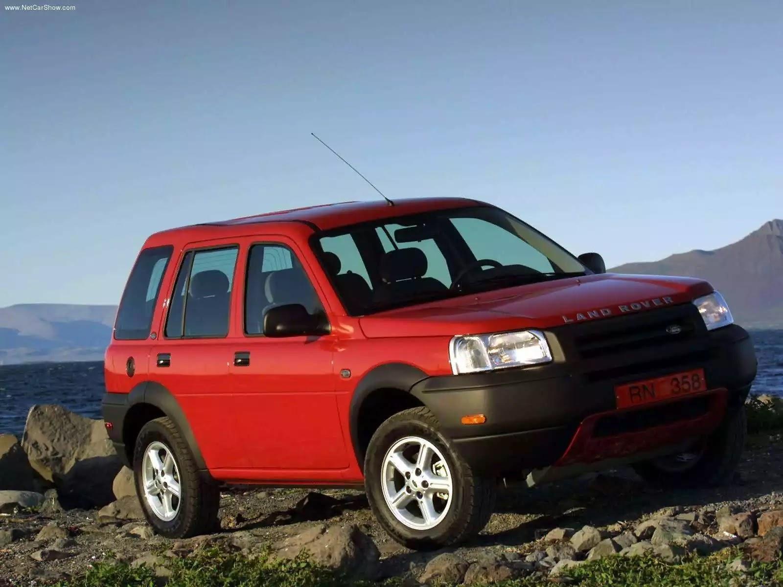 Hình ảnh xe ô tô Land Rover Freelander 2002 & nội ngoại thất