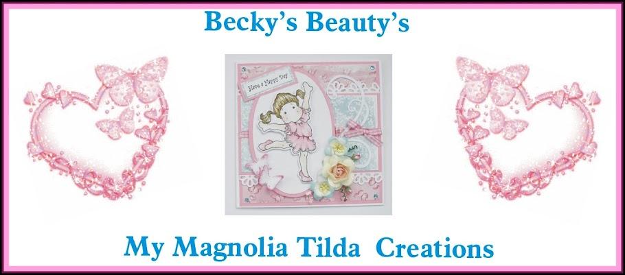 becky,s beauty,s